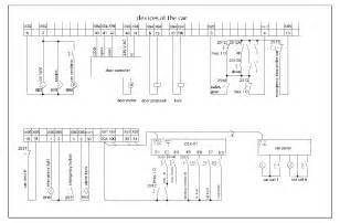 otis elevator wiring schematic