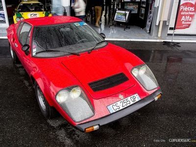 photos du jour : ligier js2 dfv (tour auto)