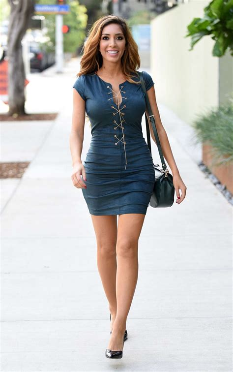 Dress Farah farrah abraham in mini dress 04 gotceleb