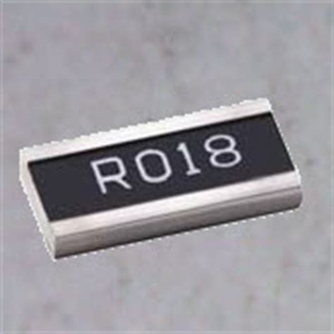 Resistor 4k7 Smd 5 Type 0805 18 Watt 1 thin current sensing chip resistor mqec