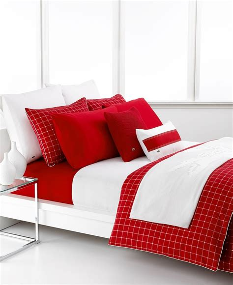 closeout lacoste denab comforter and duvet cover sets