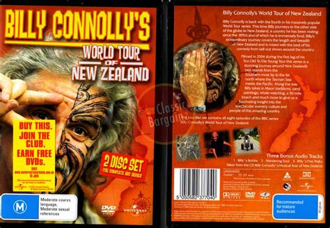 World Tour Series 4 Mesir billy connolly world tour of new zealand tv series new