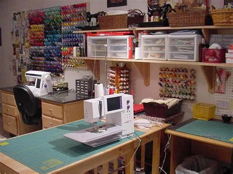 sewing room photo gallery