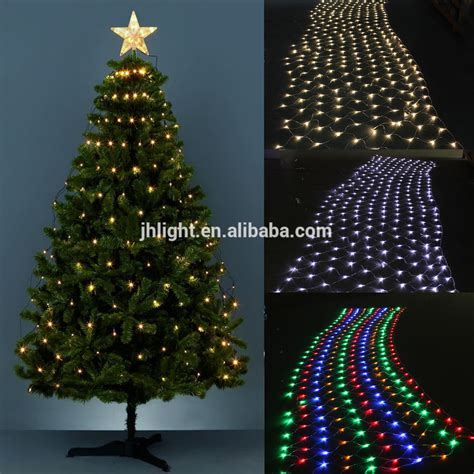 3 3m warm white decorate ceiling fishing christmas led net