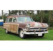 1953 Ford Country Squire  Information And Photos MOMENTcar