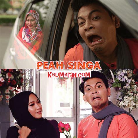 Film Malaysia Izzue Islam | tonton peah singa 2017 skrin di9 lakonan izzue islam