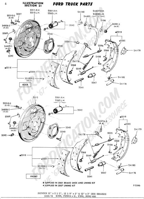 Need picture of rear brakes - Ford Truck Enthusiasts Forums