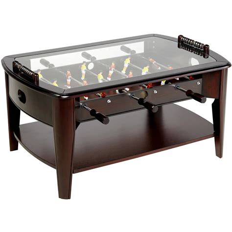 Foosball Coffee Table by Coffee Table Foosball
