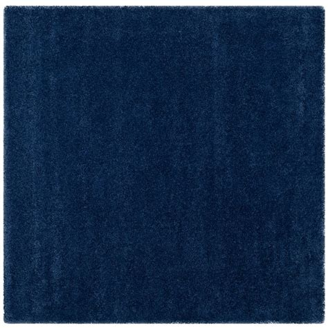 10 x 10 area rugs square safavieh milan shag navy 10 ft x 10 ft square area rug