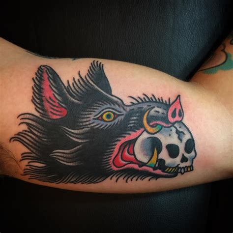 boar tattoo boar tattoos askideas