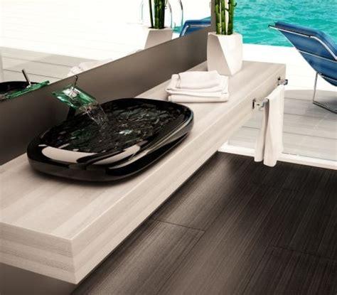 mensola per lavabo da appoggio mensola per lavabi d appoggio in legno listellare massello