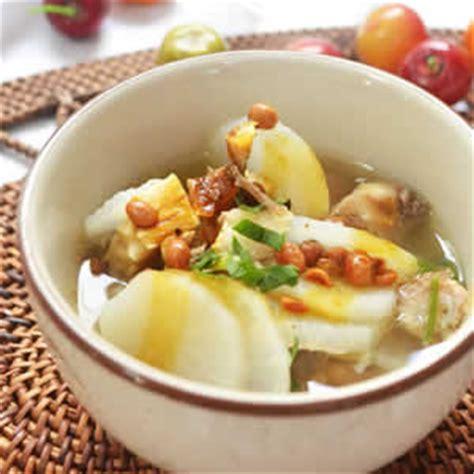 cara membuat es buah kuah bening resep soto bandung asli resep masakan 4