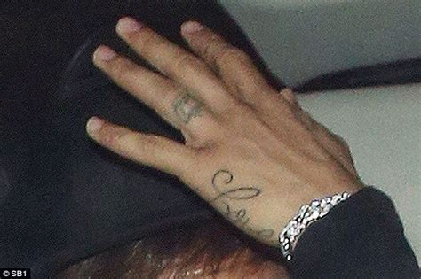 tattoo left hand meaning neymar reveals meaning behind tattoos barcelona news