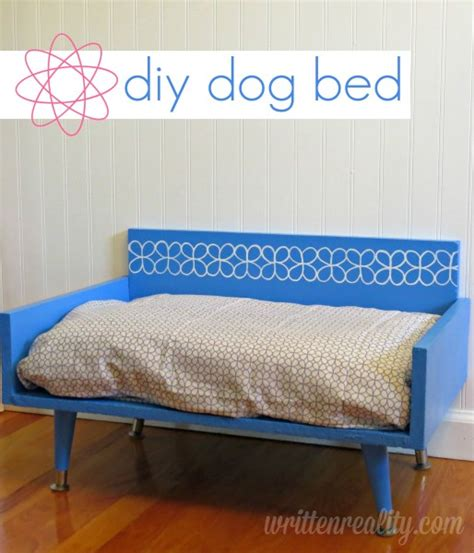 diy pet bed 12 pawsome diy dog beds the craftiest couple