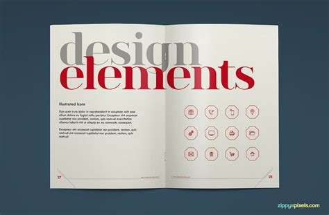 design guidelines book corporate identity guidelines template brand book