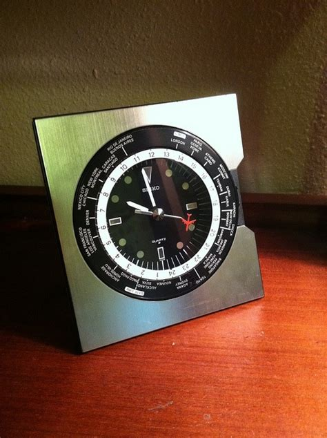 steunk desk for sale cool desk clock seiko desk clock cool seiko other