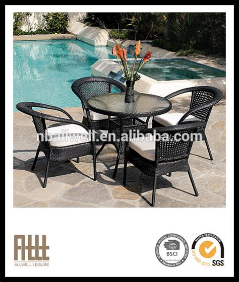 Hot selling awrf5145s resin wicker outdoor furniture from china supplier buy resin furniture