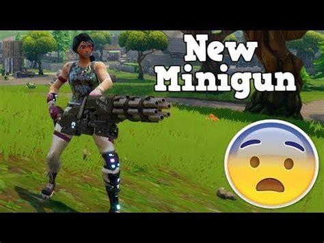 fortnite is bad for fortnite minigun is bad