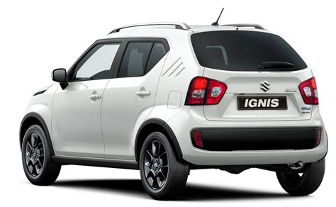 List Bumper Depan Suzuki Ignis Embos maruti suzuki ignis prices revealed ndtv carandbike