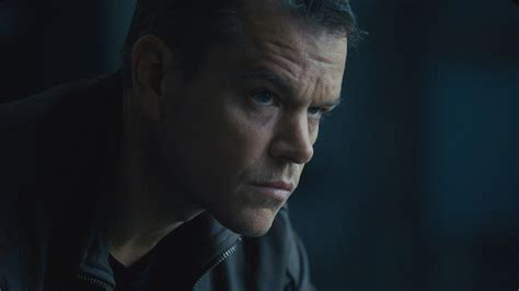 Matt Damon Jason Bourne Plot Goes To A Place Collider
