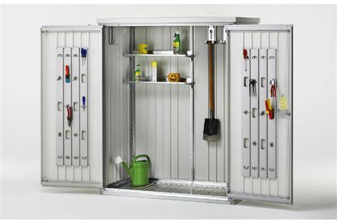armadio porta attrezzi da giardino armadio porta attrezzi biohort fornari outdoor design rieti