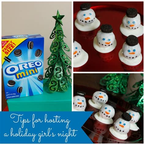 tips for hosting a holiday girl s night pretty my party