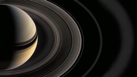New Rings Images by Cassini Spacecraft Beams Back New Images Of Saturn Daily