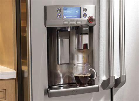 Best French Door Refrigerator Brand - ge cafe refrigerator has a keurig coffeemaker consumer reports