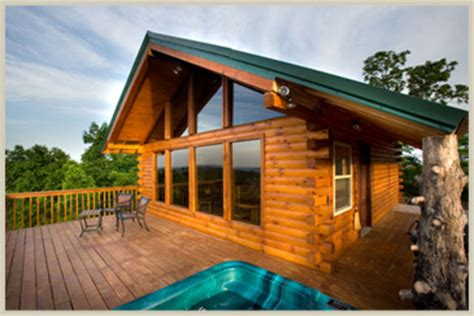Buffalo Cabin Rentals by Ponca Vacation Rentals Cabin Abounds At The