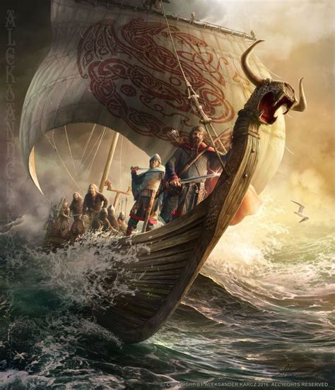 25 best ideas about viking ship on