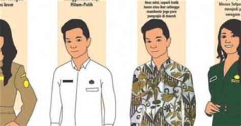 Gu Bloomy Set Batik 4 Warna Setean Rok Set Kondangan Batik Set Ori ini bedanya seragam honorer dengan pns
