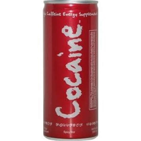 high energy free mp3 cocaine energy drink single can grocery