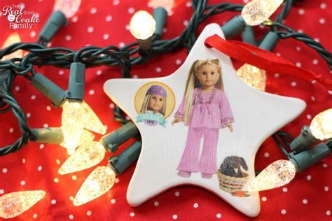 american girl crafts to make homemade christmas ornaments
