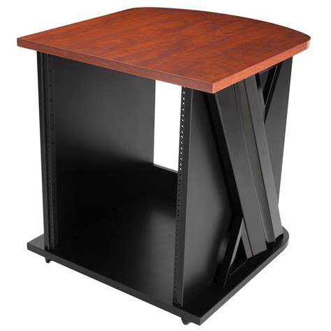 studio trends 30 desk studio trends 24 quot sidecar studio rack additional rack space