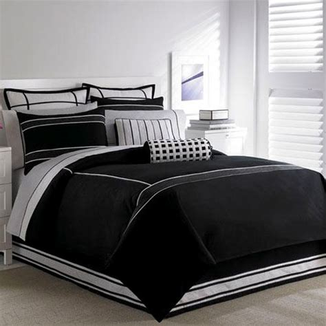 Black And White Bedroom Design Bedroom Decorating Ideas Bedroom Interior Black And