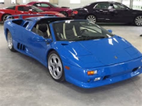 ex donald trump lambo diablo roadster will make you love