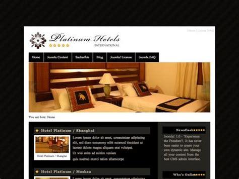 hotel template joomla image gallery joomla templates hotel