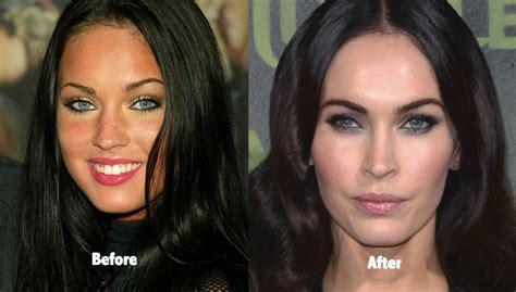megan fox illuminati 53 plastic surgery wrong before and after