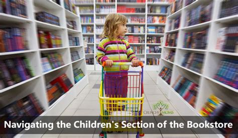 childrens section navigating the children s section of the bookstore