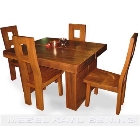 Meja Makan Hpl gambar meja makan set minimalis murah mebel jepara newhairstylesformen2014