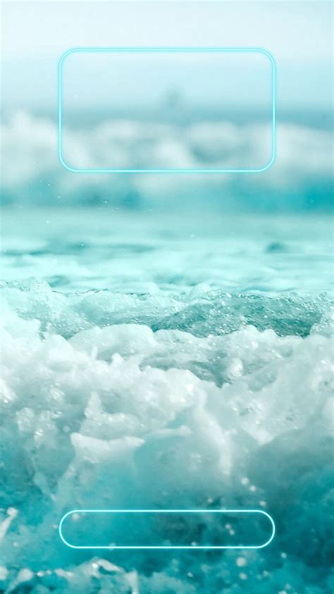 tap     app lockscreens art creative water