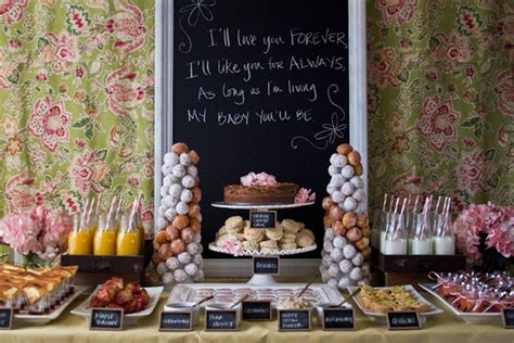 wedding shower brunch menu ideas bridal shower brunch ideas for the delicious menu