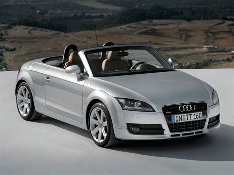 Audi Tt Roadster 3 2 Quattro 2006 audi tt roadster 3 2 quattro related infomation