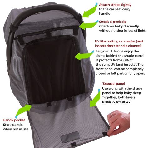 safest stage 1 car seat snoozeshade for infant car seats deluxe stage 1 for