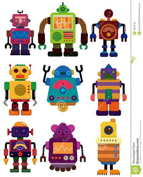 film robot dessin animé graphisme de robot de couleur de dessin anim 233 photo libre