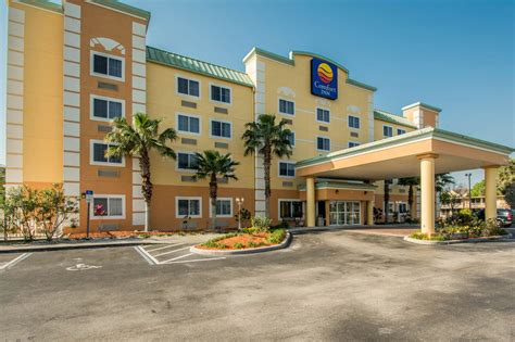 Comfort Inn Kissimmee In Kissimmee Hotel Rates Reviews