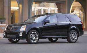 Cadillac Crossover Used 2008 Cadillac Srx Photo