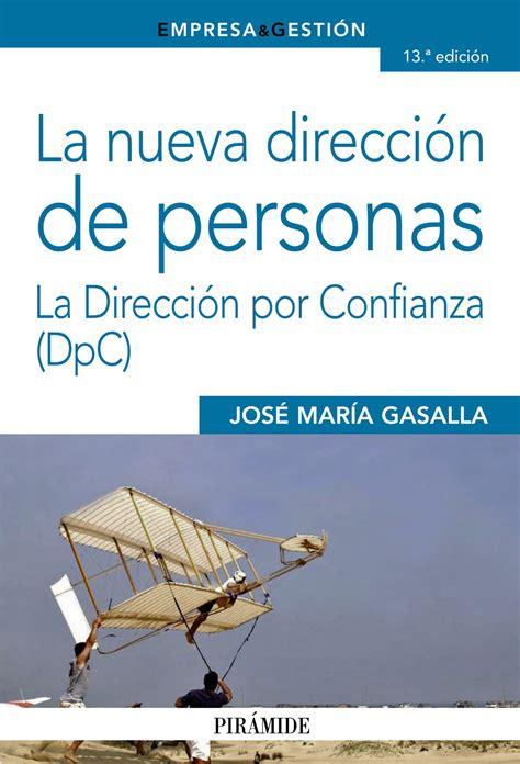 Dpc 0 Resumen by Librer 237 A Dykinson La Nueva Direcci 243 N De Personas La