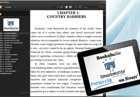 format ebook smashwords format your ebook for smashwords to pass autovetter fiverr