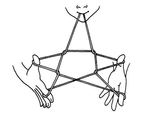 String Shapes - string figures finger string string figures cat s